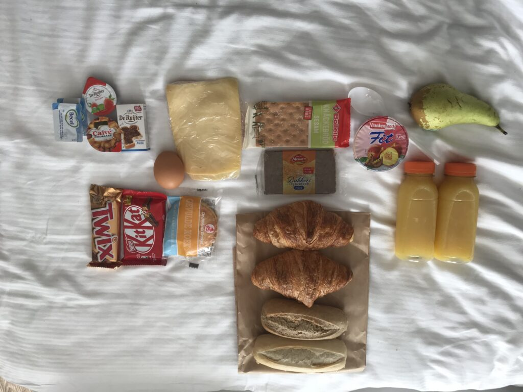 Lunch package at the hotel