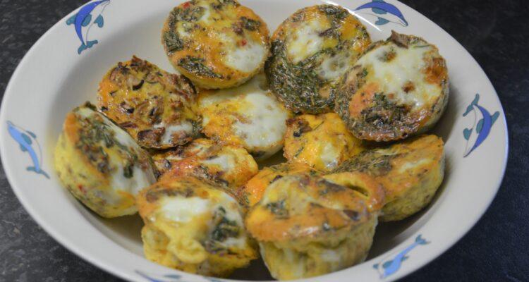 Pulled Pork Egg Muffins