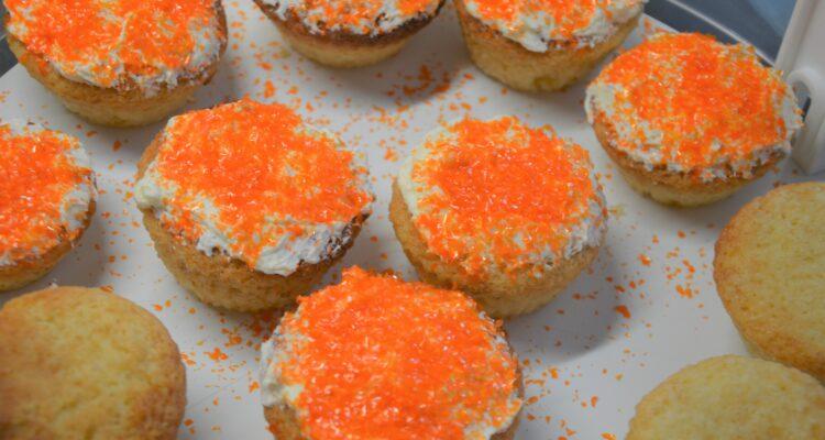 Kingsday Cupcakes
